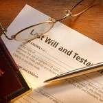 estate planning, last will and testament